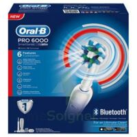 Oral B Pro 6000 Smartseries à Puy-en-Velay