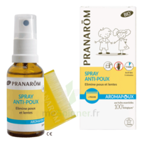 Pranarôm Aromapoux Bio Spray Anti-poux 30ml+peigne à Puy-en-Velay