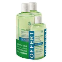 Ducray Shampooing Extra Doux Usage Fréquent 2*fl/400ml+fl/200ml à Puy-en-Velay